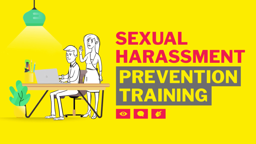 Sexual Harassment Prevention Training Video Template | Powtoon