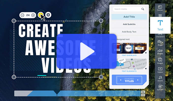 Video Maker | Make Videos and Animations Online | Powtoon