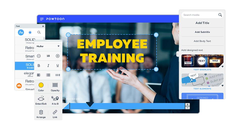 training video maker