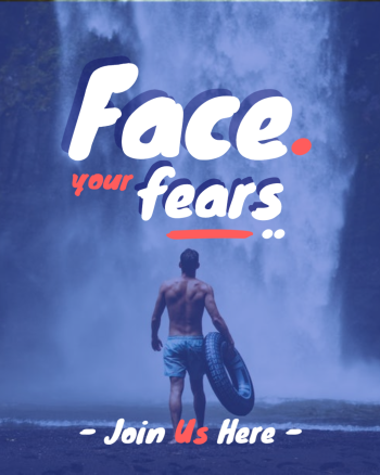 invitation to face your fears