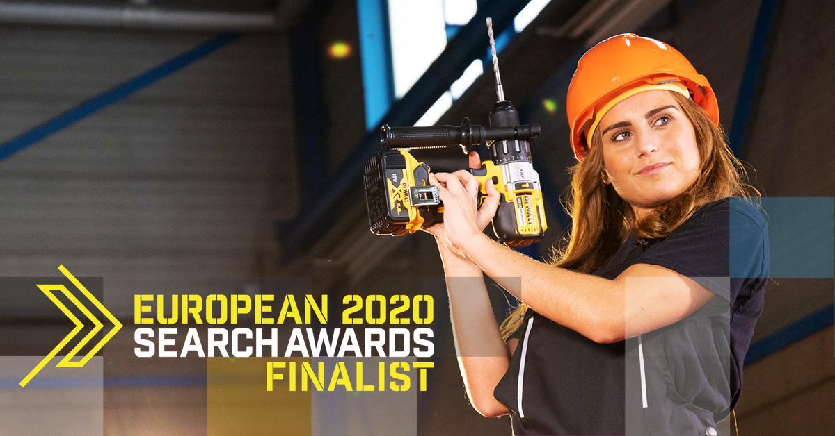 European Search Awards Finalist