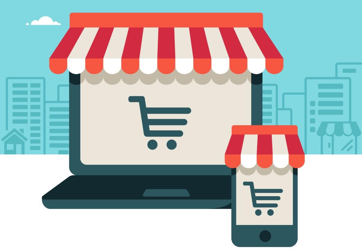 Smart Shopping Vector