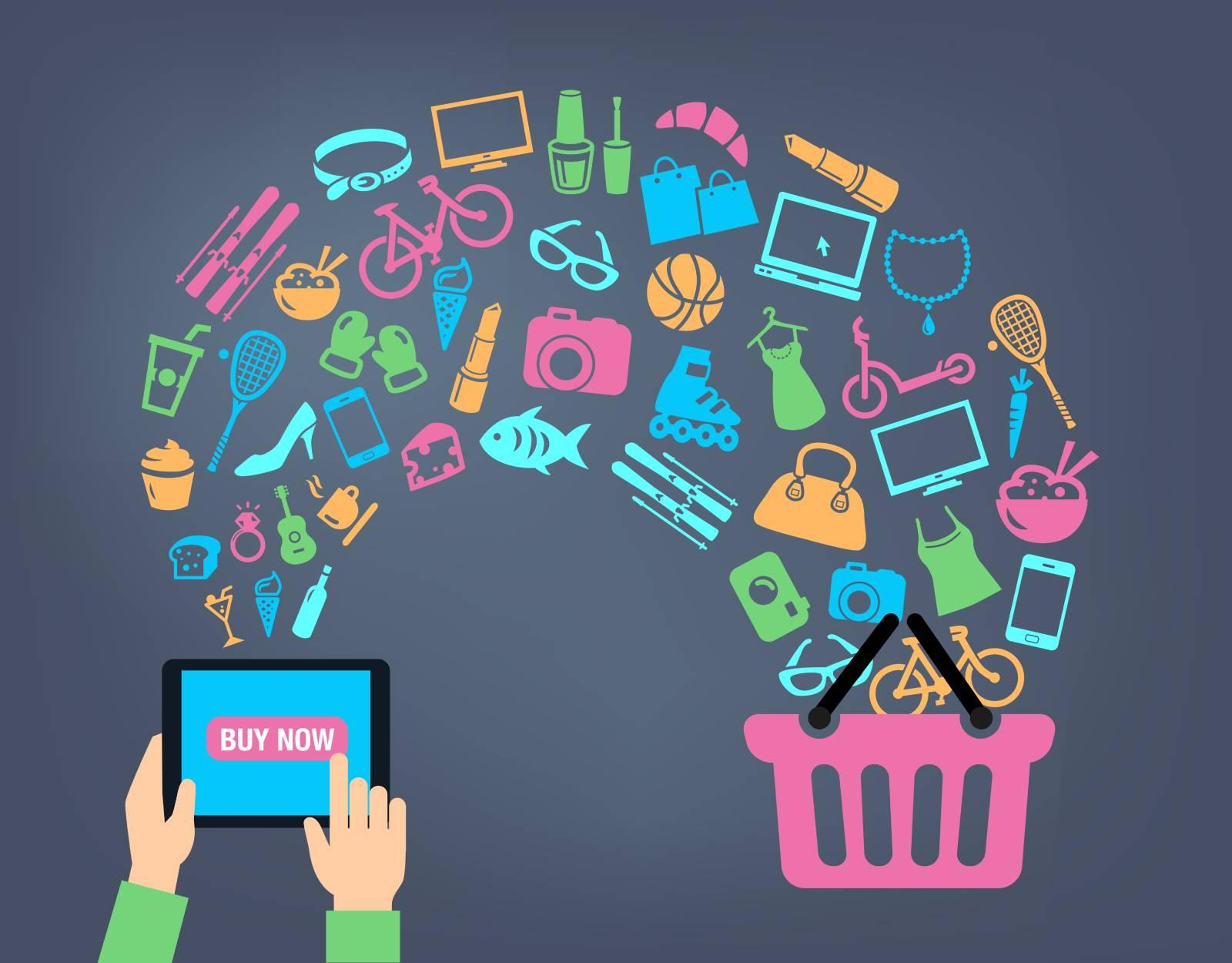 Shopping Basket Online Shopping