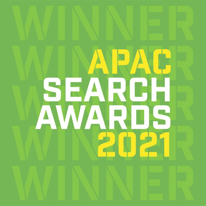 Search Awards APAC 2021