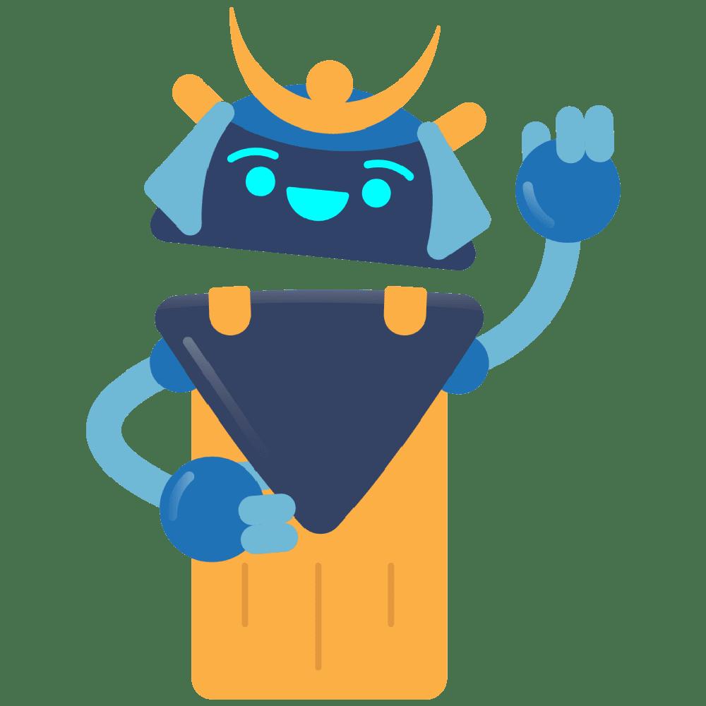 Sam The Robot Superhero
