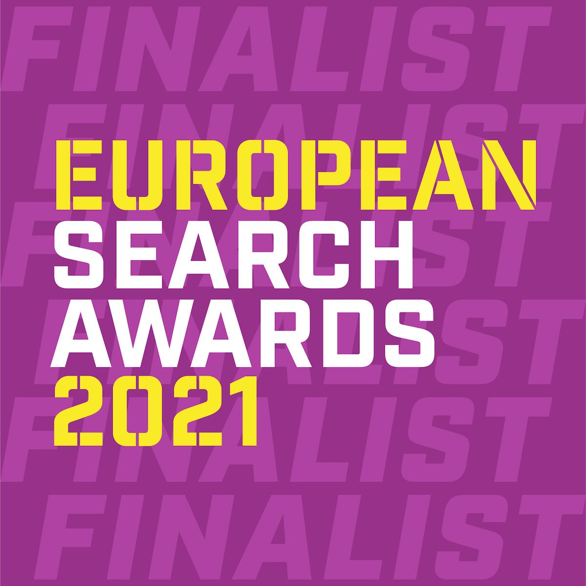 Search Awards European 2021