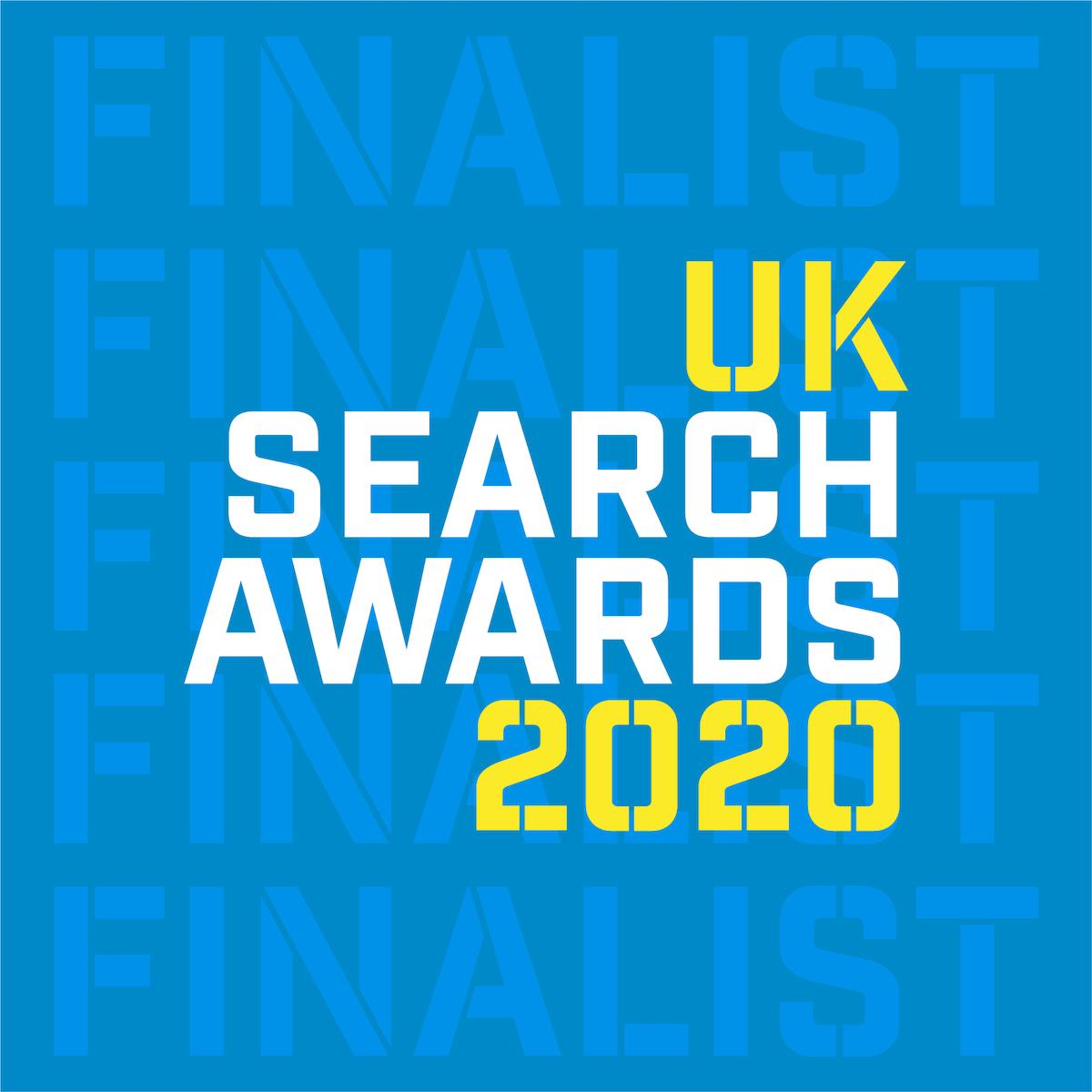 Search Awards UK 2020
