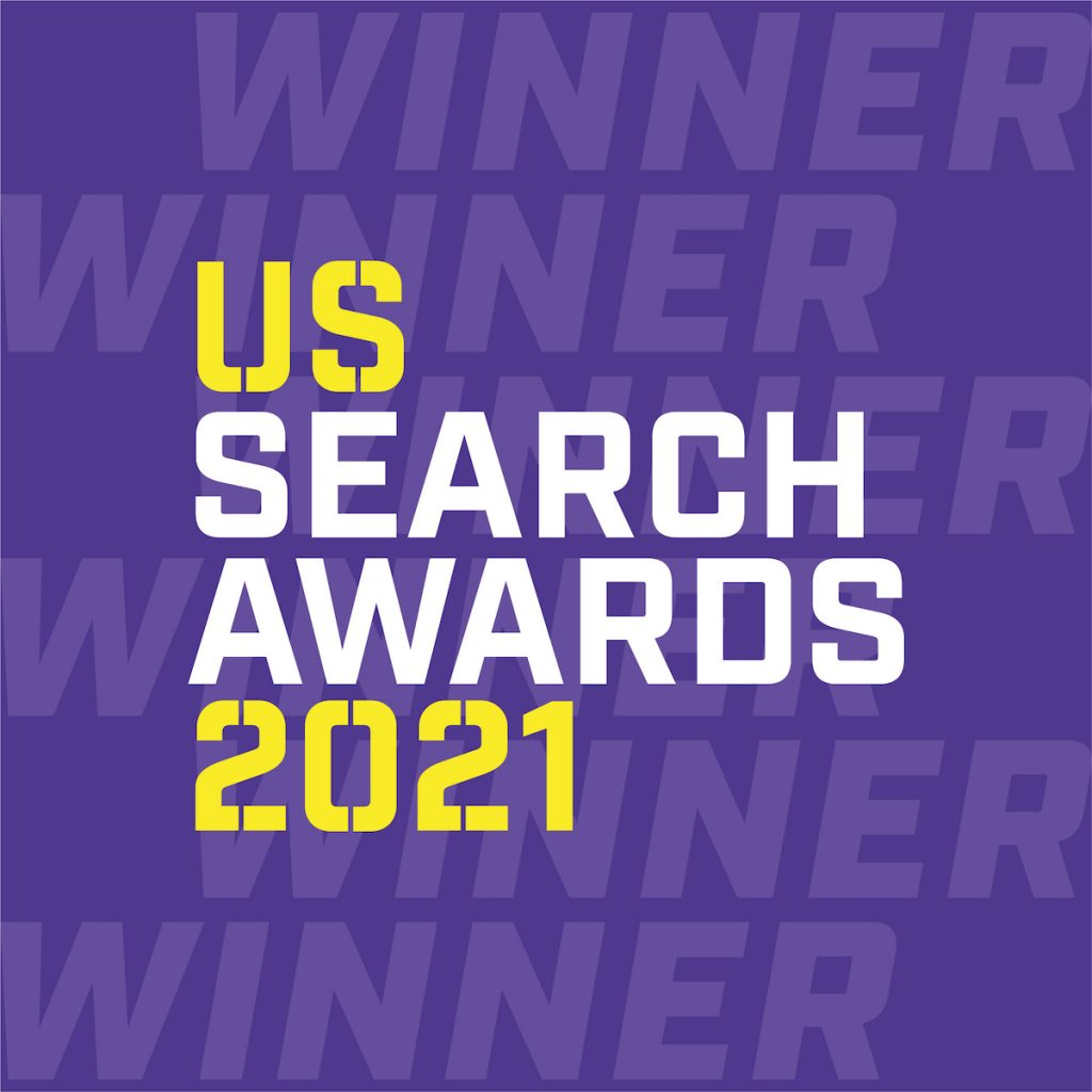 Search Awards US 2021