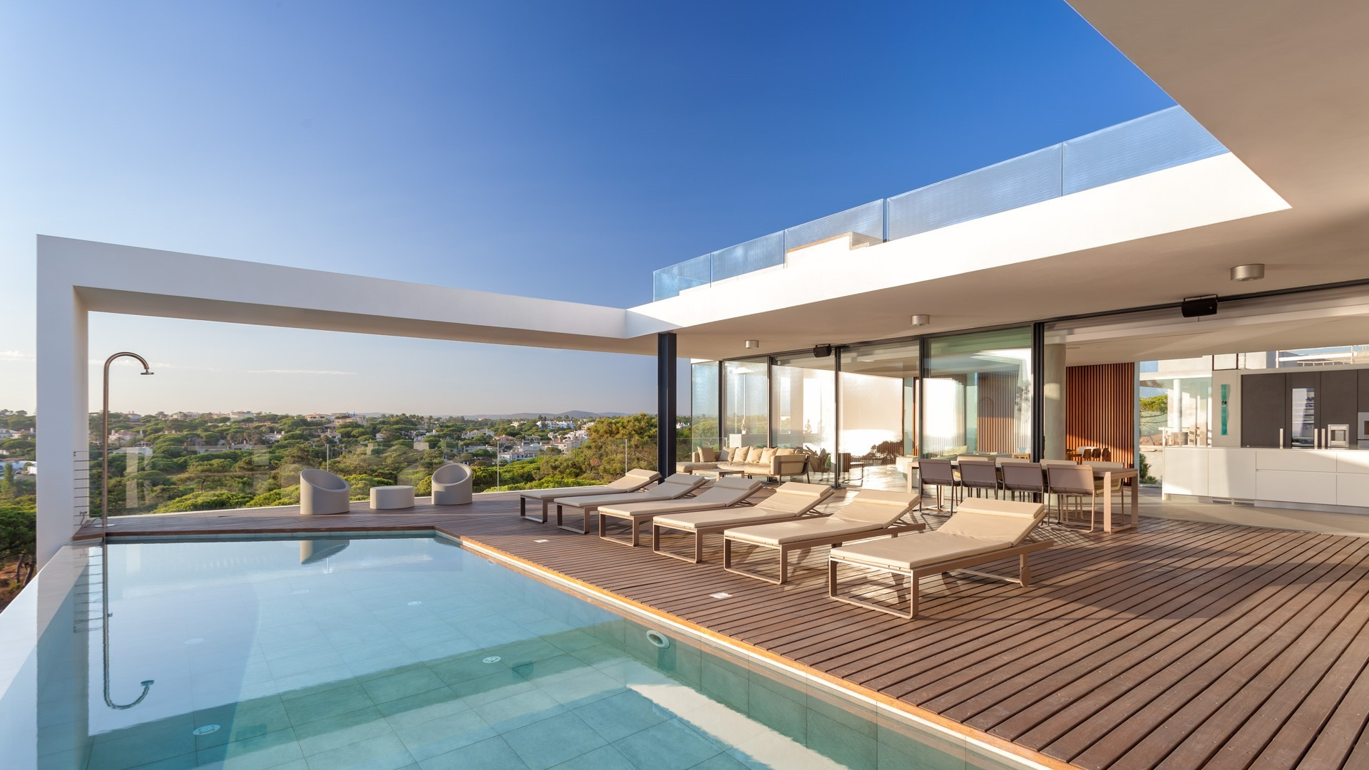 Luxury villa in the Algarve - Villa Leah