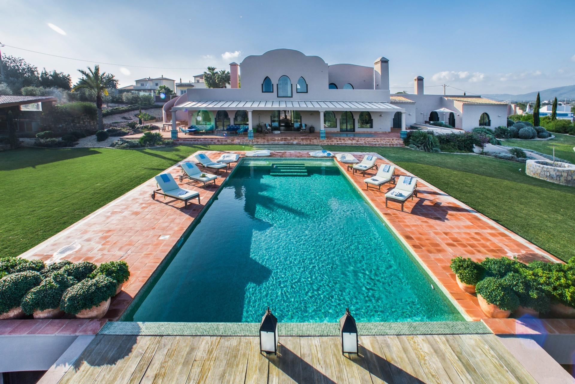 Luxury Algarve Holidays