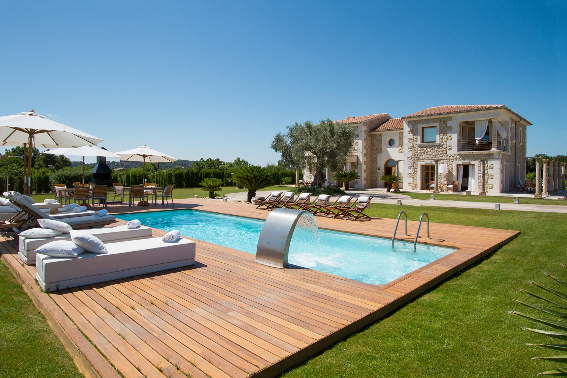 luxury villa in mallorca - villa elena