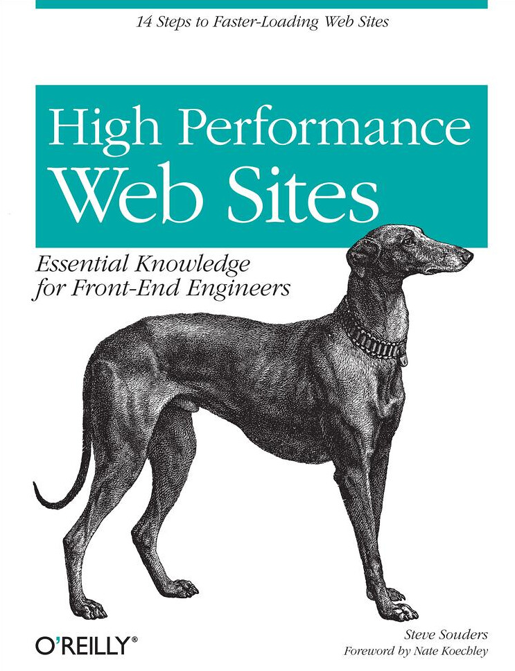 Cover of High Performance Websites