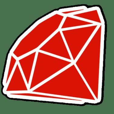 Ruby badge