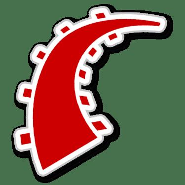 Ruby on Rails badge