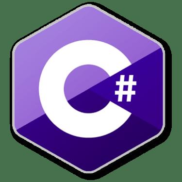 C# badge