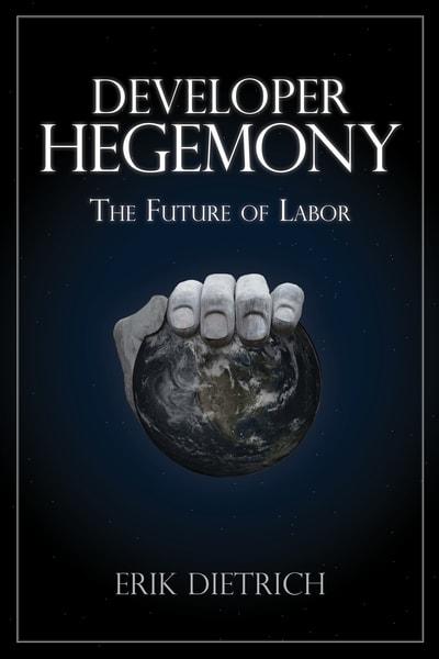 Developer Hegemony Cover Image