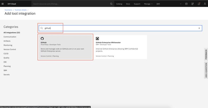 Add GitHub tool