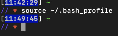 update file through bash