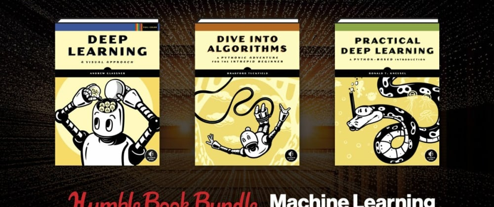 Cover image for Machine Learning Book Bundle