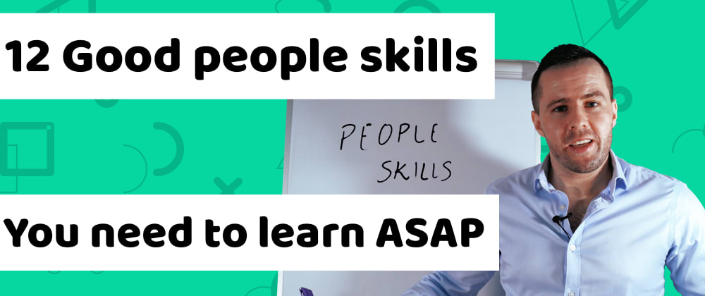 Cover image for It's not a secret, your mouth is more important than code! Check why you need to improve your people skills as a developer!