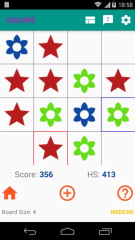 SquareBoard4Medium