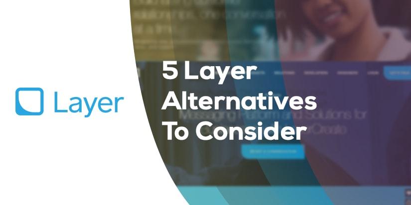 5 Layer Alternative