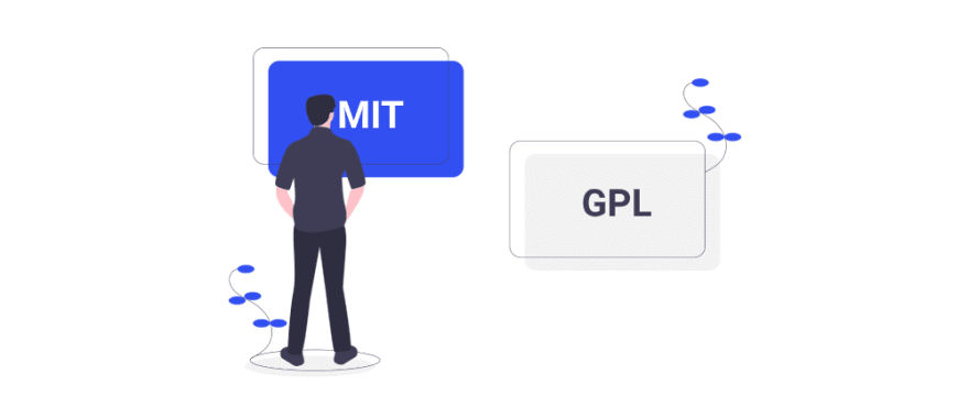 MIT and GPL