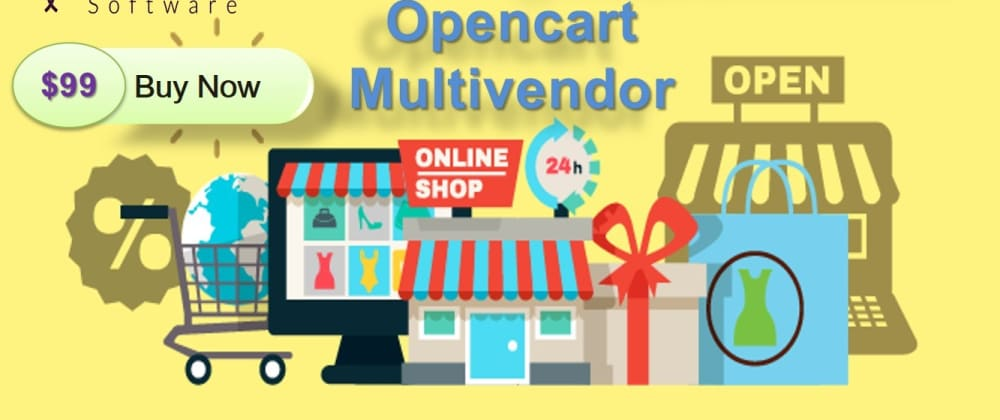 Cover image for How Vendor signup in Opencart Multi-Vendor extension