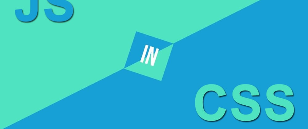 Cover image for JS in CSS
