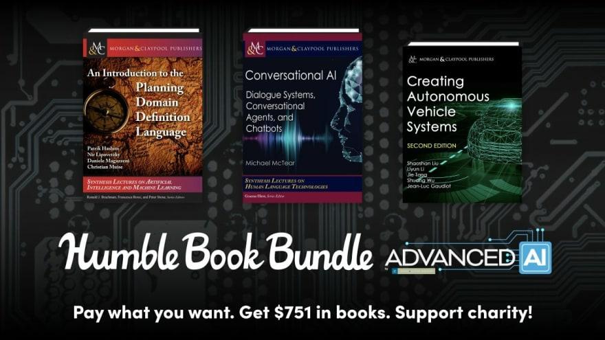 Advanced AI eBooks Bundle by Morgan Claypool