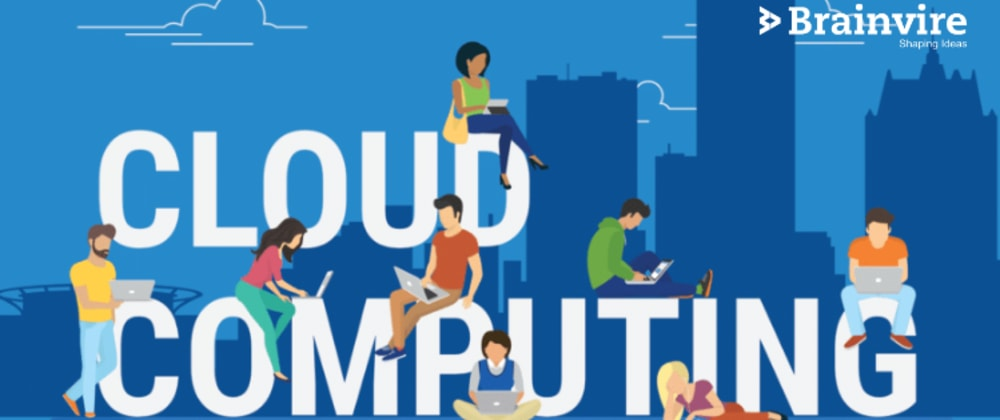 Cover image for What is ☁️☁️ Cloud Computing and why it is the future of the Tech Industry?