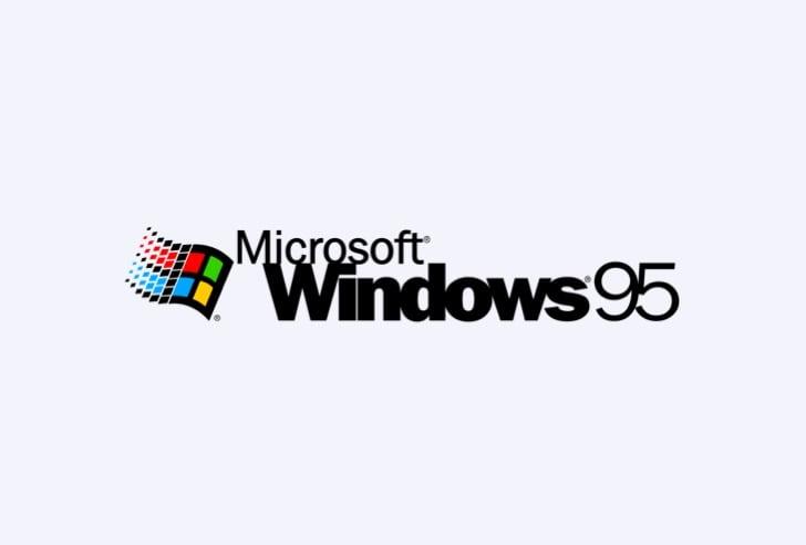 Windows 95 UI Kit