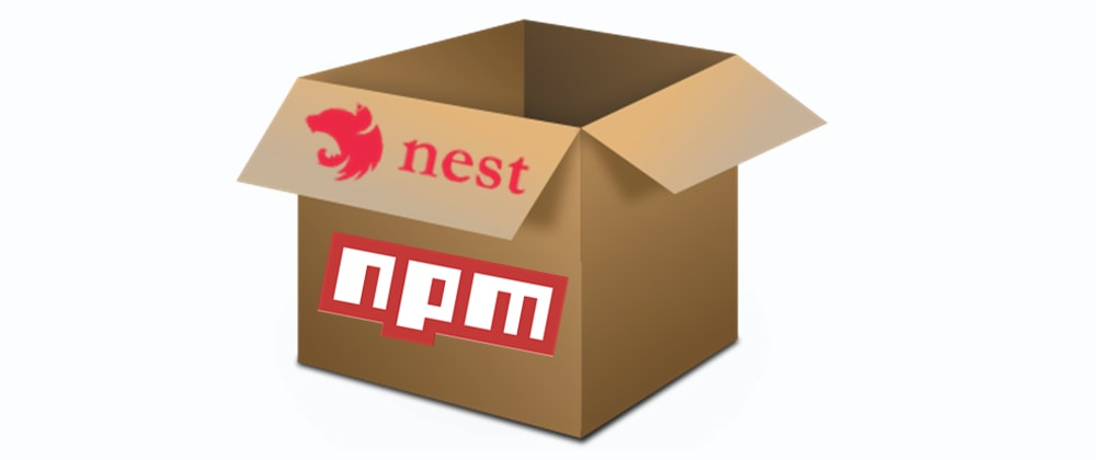 Cover image for Publishing NestJS Packages with npm