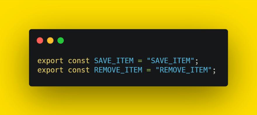 types file