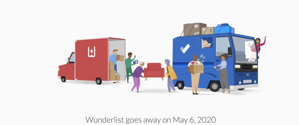Cover image for Migrating tasks and notes from Wunderlist to Joplin