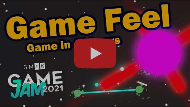 How I Made My Game Feel Awesome! - GMTK Game Jam - Unity Devlog