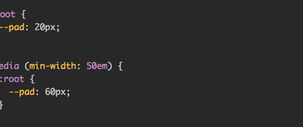 Cover image for CSS: 7 casos de uso para Custom Properties