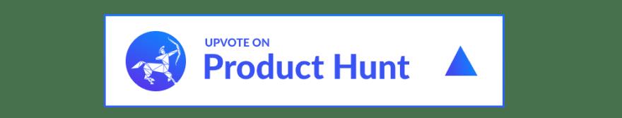 Upvote on Product Hunt
