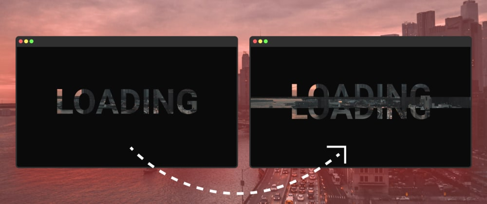 Cover Image for Awesome loading animation you have never seen it before.