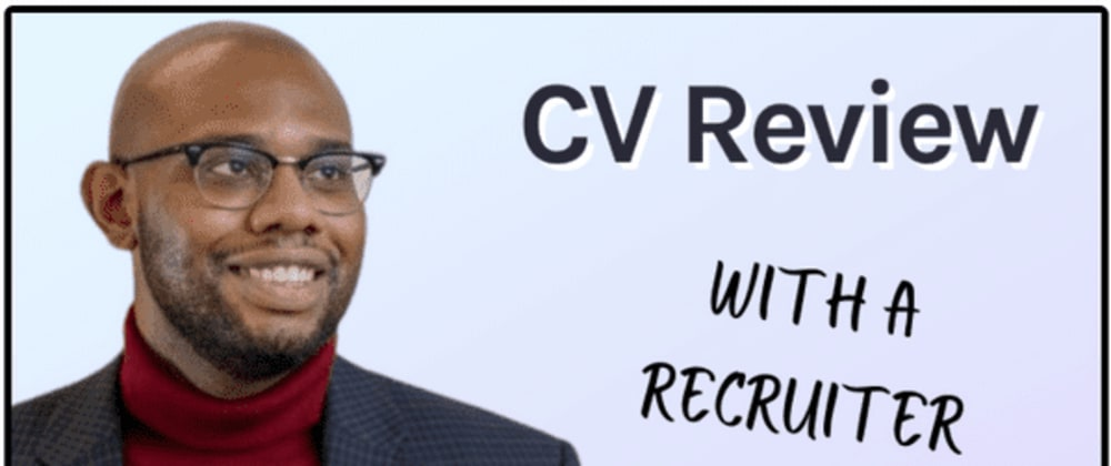 Cover image for Create CVs and Resumes that get noticed by tech recruiters