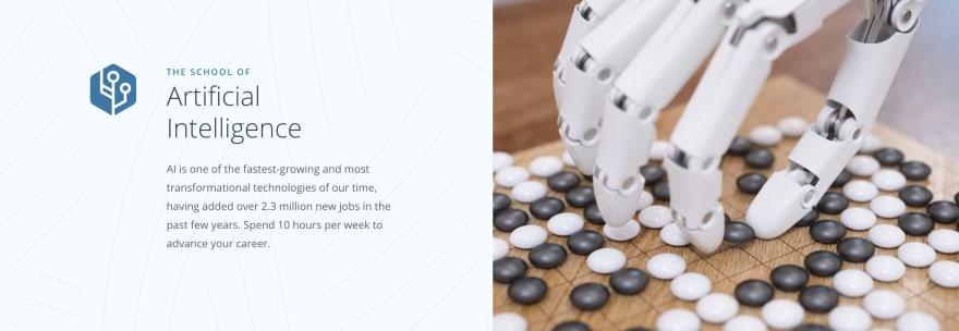 School of Artificial Intelligence
