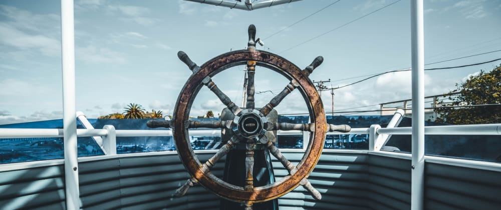 Cover image for Deploy a React application to Kubernetes in 5 easy steps