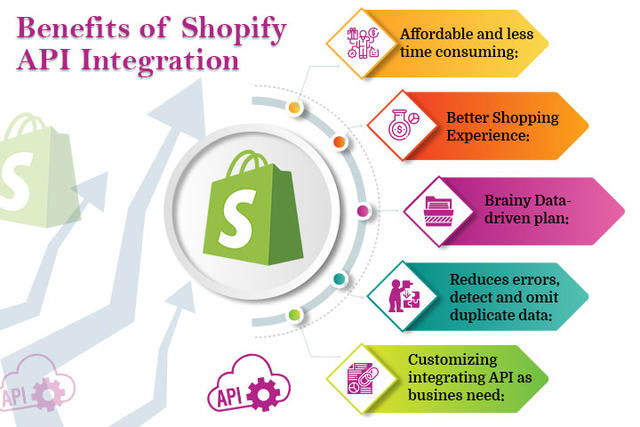 Benefits of Shopify API Integration