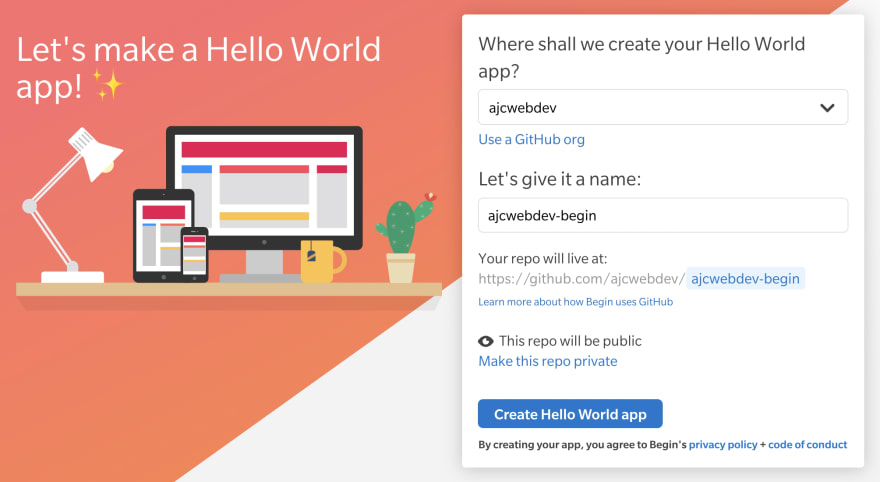 03-create-hello-world-app