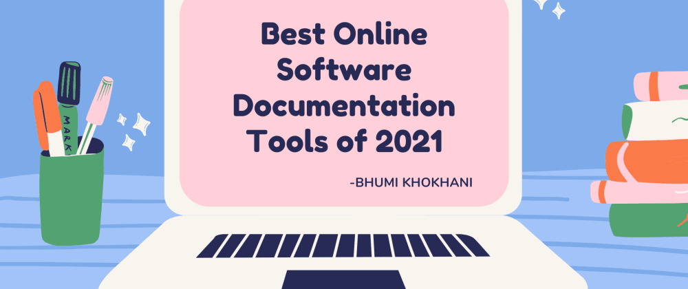 Cover image for Best Online Software Documentation Tools of 2021