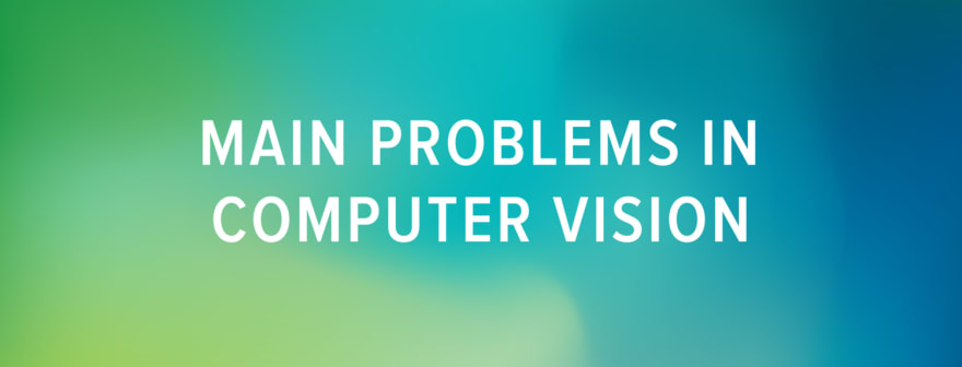 computer vision problems