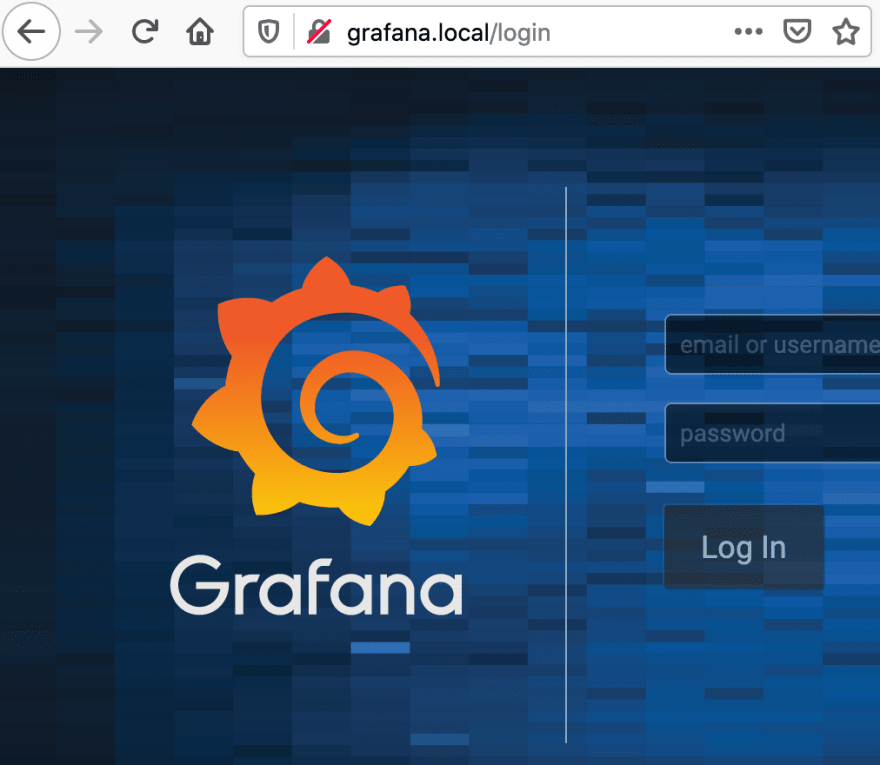 grafana_local