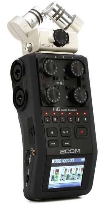 The Zoom H6N