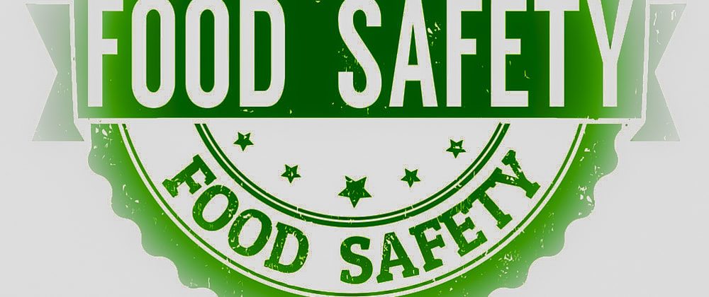 Cover image for Ensure food safety requirements!
