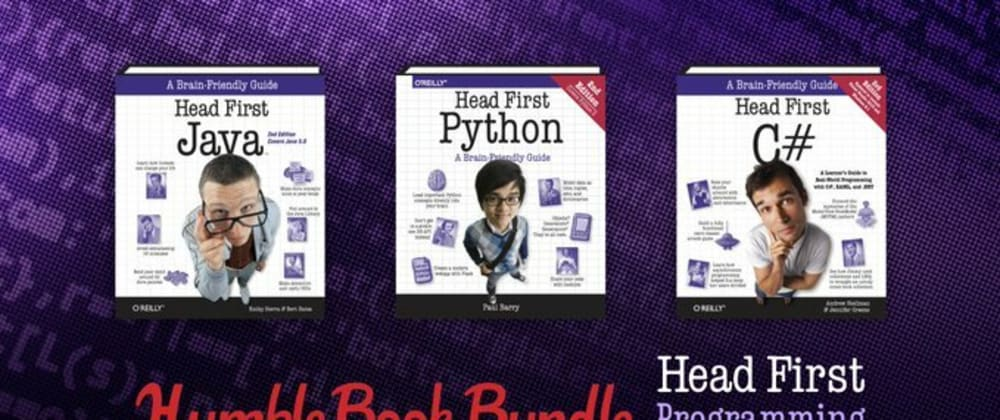 Cover image for Dive head-first into $770+ of programming eBooks